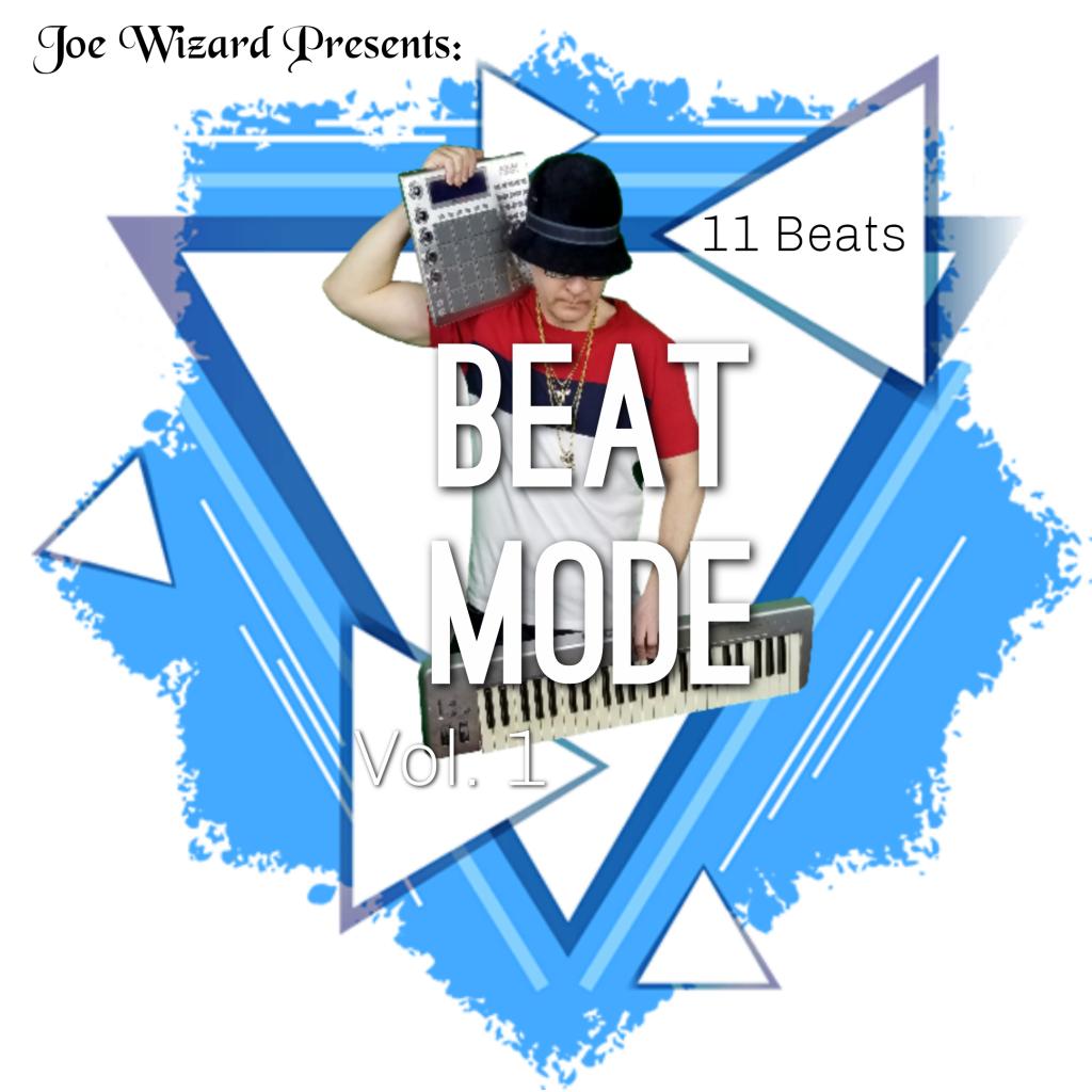 Beat Mode .2 Cover Joe Wizard in a Kengo hat