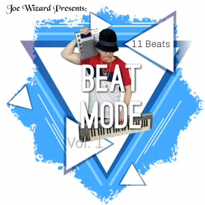 Beat Mode .2 Cover Joe Wizard in a Kengo hat