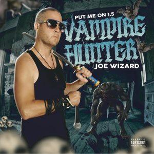 Vampire Hunter Cover